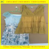 2016 Fashionable and Hot Sale Lady Used Clothing (FCD-002)