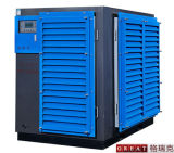 Outdoor Use Rainproof Twin Rotary Screw Air Compressor