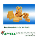 Low Creep High Alumina Brick for Hot-Blast Stove