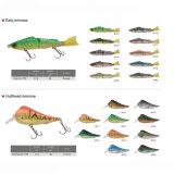 Hard Plastic Wobbler Fishing Lure Minnow Fishing Lure