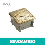 IP66 Outdoor Waterproof Functionfloor Socket Junction Box