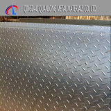 Hot Dipped Galvanized Checkered Sheet Plate