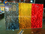Belgium National Flag for Outdoor Decoration 220V/110V LED Motif Light