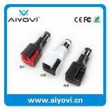 High Quality 2 USB Ports Air Purifier Car Charger for Mobile Phone