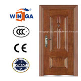 Central Asia Security Exterior Steel Metal Iron Door (W-S-69)