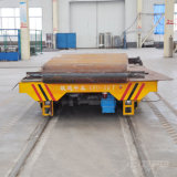 Electric Material Wagon with Steel Frame on Railways (KPD-5T)