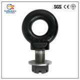 Forged Tow Coupler Hidden Hitch Shank Lunette Ring