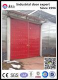Steel Structure Warehouse Use Steel Door