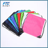 Reusable Promotional Polyester Gym Drawstring Pouch