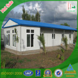 Low Cost Temporary Portable Prefabricated House Building/Sandwich Panel Flatpack Prefab Container