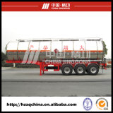 Liquid Nitrogen Truck, Tank Semi-Trailer for Sale