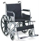 Chromed Steel / Folding Wheel Chair
