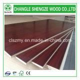 Wood Grain Color 3mm 4mm 5mm Solid Color Faced MDF