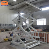 1ton Scissor Lift Platform on Promotion