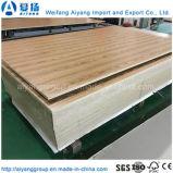 E0 Glue Melamine Hardwood Core Plywood for Furniture