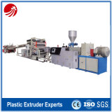 PVC Solid Board Sheet Plate Extrusion Extruder Machine