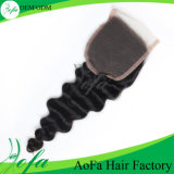 Mink Hair, Indian Remy Hair Pieces Lace Closure