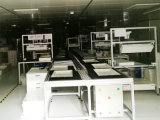 Module Cleanroom for LCD TV Assembly Line