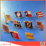 Customized Lapel Pin with 2D/3D Design Used as Promotion Gifts