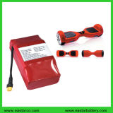 Rechargeable Battery 36V 4.4ah Hoverboard Battery OEM Customized Battery Pack