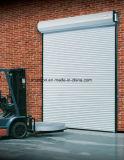 Aluminum Rolling Industrial Door, Large Industrial Door