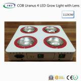 High-Quality COB Uranus 4 LED Grow Light with Lens