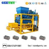 Hollow Brick Machine Qtj4-25c Equipment for The Production of Foam Blocks Machine