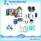 Auto 4/6/8cavity Blowing Molding Machine for Pet PP Bottle