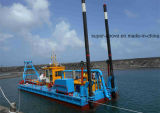 Good Quality Cutter Suction Dredger