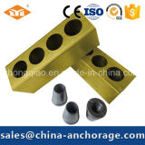 Low Price PC Strands Flat Anchor for Bridge and Building
