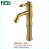 Flg Single Handle Basin Mixer Faucet Tap