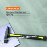 H-27 Plastic Coated Handle Chipping Hammer
