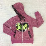 Girl Children′s Sports Suit in Kids Clothes Sq-6665