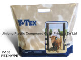 Plastic Pet Food Bag with Handle