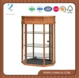 Octagonal Table Top Display Case for Retail Store