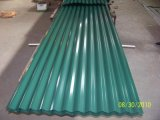 Corrugated Metal Roofing Sheet with PPGI Material
