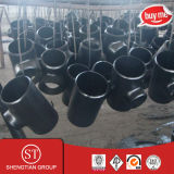 P235gh/P265gh Carbon Seamless Pipe Fitting Tee