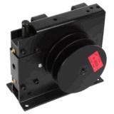 Heavy-Duty Worm Gear Winch (H-4800) , Motor-Ready Type