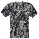 Mens High Quality Digital Print Dry Fit Camo T Shirt
