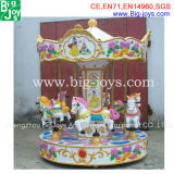 6 Seat Merry Go Round Carousel (BJ-AT36)
