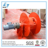 Magnetic Coupling Type Motor Cable Drum for Rubber Cable
