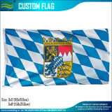 Cmyk Screen Printed Polyester Decorative Advertising Flag (J-NF01F03020)