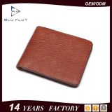 Hot Sale Genuine Leather Purse Business Card Wallet for Men