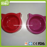 Small Kitty Head Pet Bowl Feeder Pet Product