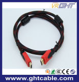 25m High Speed Support 720p/2160p HDMI Cable with Nylon Braiding
