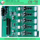 Complex Printed Circuit Board Assembly PCBA (UL, RoHS)