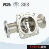 Stainless Steel Two Way Food Grade Diaphragm Valve (JN-DV1012)