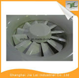 Round Air Swirl Diffuser for Ventilation Use