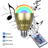 Bluetooth Smart LED Music Speaker Bulb