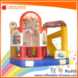 2017 Inflatable Jumping Bouncer with Slide Combo (T3-907)
